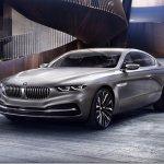 Pininfarina revela o BMW Gran Lusso V12 Coupé