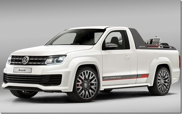 Volkswagen apresenta a Amarok R-Style Concept