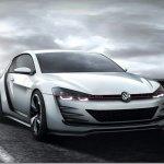 Volkswagen revela o Golf Design Vision GTi