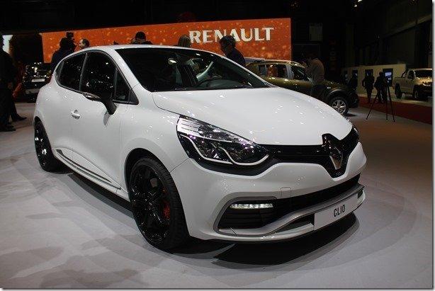 Salão de Buenos Aires – Renault mostra o Clio IV e o novo Koleos