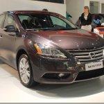 Salão de Buenos Aires–Nissan mostra o novo Sentra, mas seu lançamento é o Versa