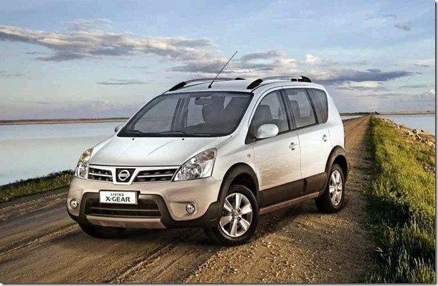Nissan Livina 2014 parte dos R$ 44.190