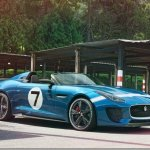 Jaguar Project 7 é criado especialmente para o festival de Goodwood