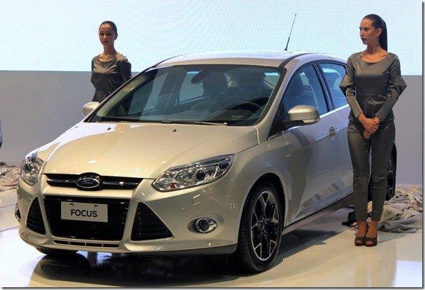 Novo Ford Focus terá motor 2.0 de 170 cavalos