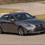 Nova geração do Lexus IS chega por R$ 175 mil
