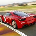 Ferrari prepara versão mais esportiva do 458 Italia