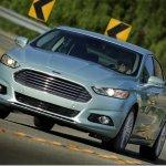 Novo Ford Fusion Hybrid chega em agosto
