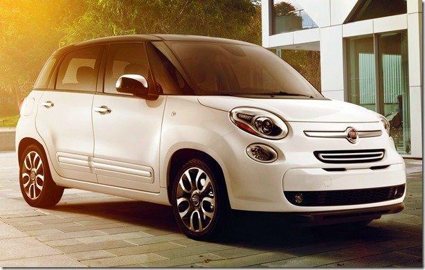 Fiat Punto pode ser substituído por um 500 de quatro portas