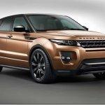 Range Rover Evoque 2014 estreia câmbio de nove marchas