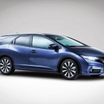 Oficial – Honda Civic Tourer