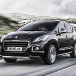 Peugeot revela linha 2014 do 3008