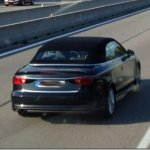 Novo Audi A3 Cabrio é flagrado sem camuflagem