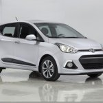 Este é o Hyundai i10 para o mercado europeu