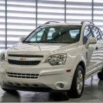 Chevrolet Captiva perde versão V6