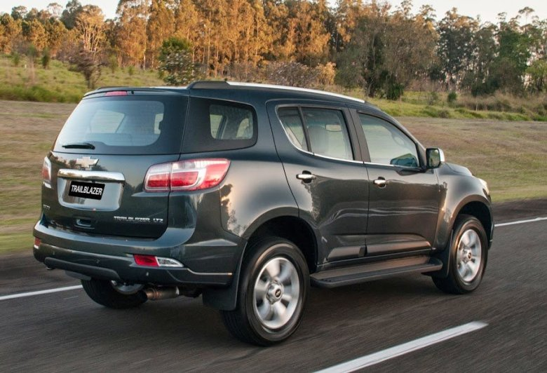 Chevrolet apresenta S10 e Trailblazer 2014