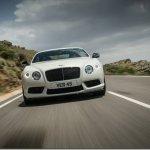 Bentley traz mais potência para linha Continental