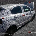 Flagrado de perto por leitor, novo Ford Ka exibe seus detalhes