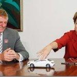 Mercedes confirma fábrica nova fábrica de automóveis no Brasil