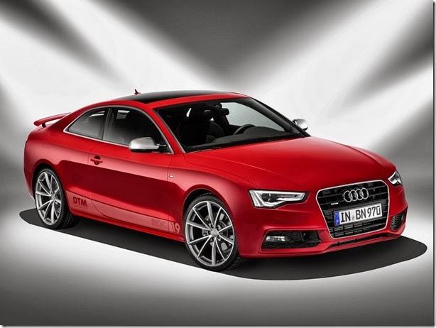 Audi comemora título do DTM com série especial do A5