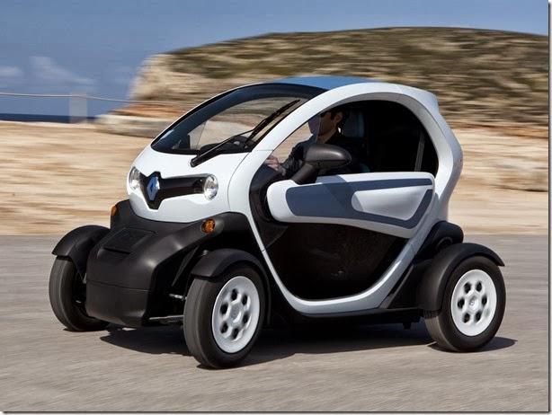 Renault vai fabricar Twizy no Brasil