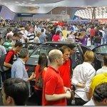 Salão do Automóvel terá novidades em 2014