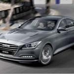Hyundai revela o novo Genesis em Seul
