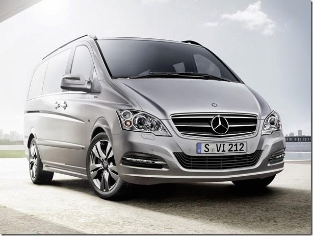Novos Mercedes Vito e Viano serão fabricados na Argentina