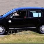 Volkswagen Up! é flagrado em gravação de comercial