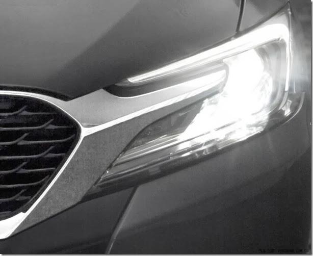 Citroën divulga teasers de novo modelo da família DS