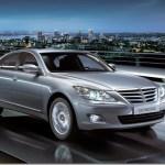 Hyundai Genesis é convocado para recall