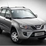 Chinesa Chery estima vendas de 30 mil carros no Brasil em 2014