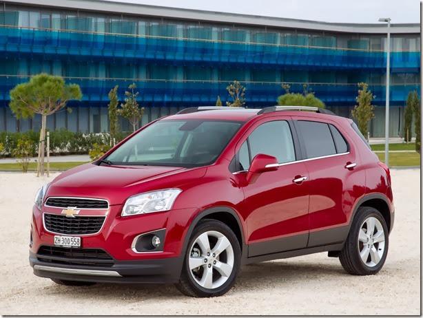 GM decide retirar a Chevrolet da Europa e manter a Opel