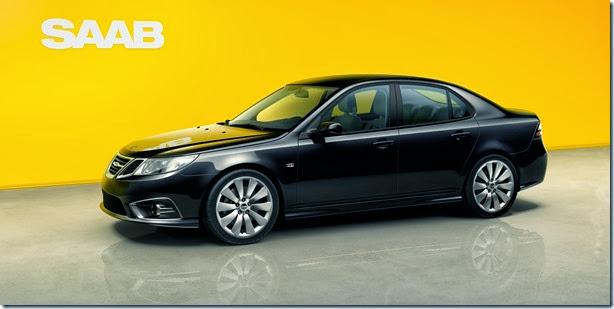 Saab retoma produção do 9-3
