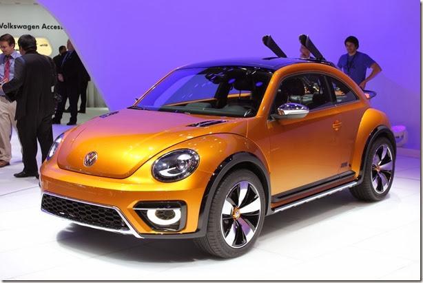 Este é o Volkswagen Dune Concept