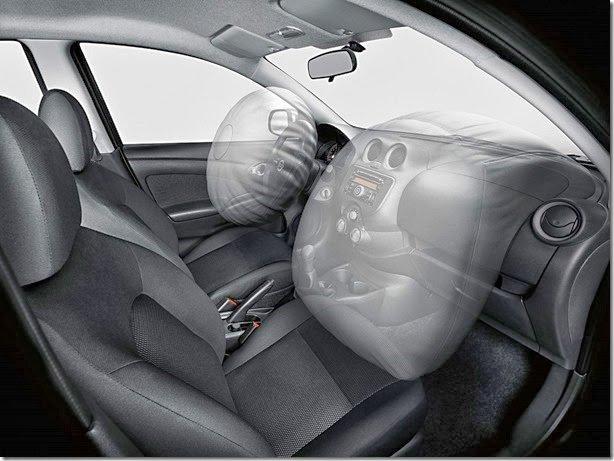 O que você deve saber sobre os airbags, agora obrigatórios em todos os carros novos