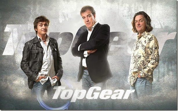 Nova temporada de Top Gear começa no próximo domingo