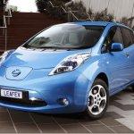 Nissan LEAF comemora vendas recordes na Europa