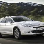Citroën apresenta o C5 CrossTourer