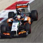 F1 2014 – Testes finais, dia 2