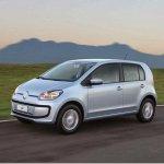 Linha 2017 do Volkswagen Up tem poucas novidades