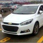 Novo Chevrolet Cruze 2015 aparece na China