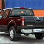 Nissan Frontier Platinum chega com produção limitara a 1000 unidades