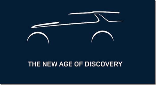 Land Rover confirma família de modelos baseada no Discovery