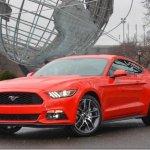 Aos 50 anos, Ford levará Mustang será levado ao último andar do Empire State
