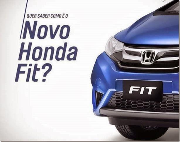Com promoção, novo Honda Fit ensaia seu lançamento no Brasil