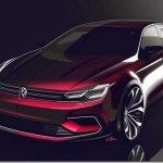 Volkswagen mostra o conceito Midsize Coupé