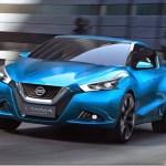 Nissan Lannia propõe sedã para os jovens chineses