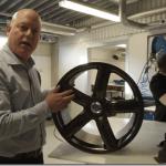 Video | É assim que a Koenigsegg faz suas rodas de fibra de carbono