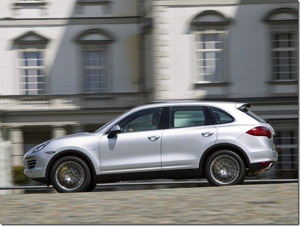 Porsche Cayenne pode ganhar variante cupê