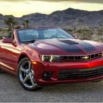 Chevrolet Camaro Conversível chega em junho